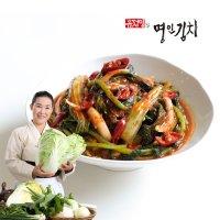 [유정임]열무얼갈이 3kg