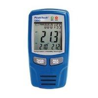 독일 PeakTech 5180 온습도계 온도계 습도계 데이터로거