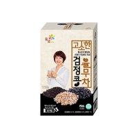 꽃샘 고소한 검정콩율무차 50스틱