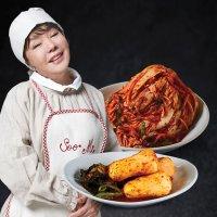 김수미 의 엄마생각 김치 포기김치7kg+총각김치2kg