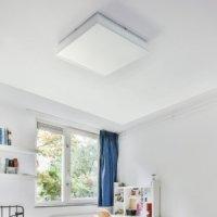 [젬LED] 썬라이크 시력보호등 라인 사각 LED방등 40W