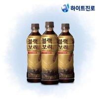 [농심]  하이트진로 블랙보리 520ml 20병