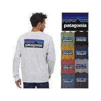 파타고니아 남성 긴팔 티셔츠
