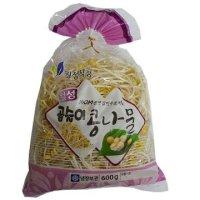 곱슬이콩나물 600G/월성식품