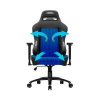 NEW ARENA-X ZERO AIR BLACK Chair 게임용/게이밍 컴퓨터 의자