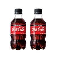 코카콜라 (본사직영)코크제로 300ml PET  x24입