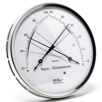 독일 피셔 146.01 헨드메이드 온습도계