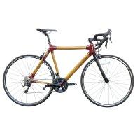 대나무 자전거 홀츠라트 로드바이크