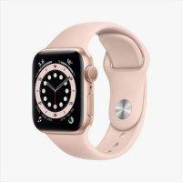 Apple watch Series 6 골드 알루미늄 케이스