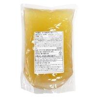 대용량 동치미 냉면육수(2kg x 5봉 BOX)