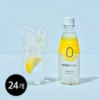 인테이크 슈가로로 스파클링 레몬사이다 24개입 / 무설탕 탄산수 레몬향 생수