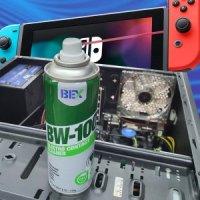 벡스 BW100 BW-100 접점 부활제 컴퓨터 닌텐도 청소