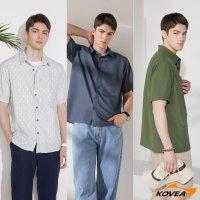 코베아 남성 21SS 올라운드 셔츠
