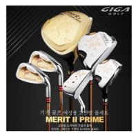 기가 골프 MERIT2 PRIME 여성용 고반발 풀세트