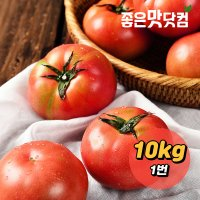 좋은맛닷컴 국내산 찰 토마토 10kg (1번) 완숙토마토