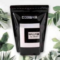 더제일식품 에리스리톨 100% 프랑스 NON-GMO 1kg