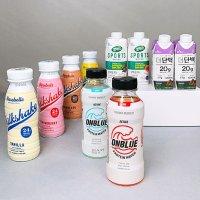 단백질 드링크 체험 패키지 고함량 (베어벨스,셀렉스,더단백,온블루)