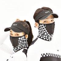 수이골프 UV+ 스포츠마스크 얼굴가리개 라이딩 등산