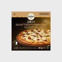 [씨제이제일제당] 고메 로마 콰트로포르마지 피자 310G