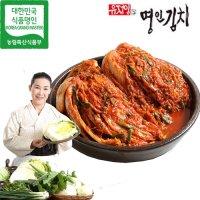 [유정임]유정임 명인 프리미엄 포기김치10kg