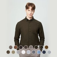 [지오다노 ] 단독선판매 040904 옥스포드 셔츠