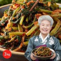 옥수동 심선생 심영순의 더 건강한 열무김치