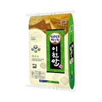 [홍천철원]임금님표이천쌀 10kg 21년산