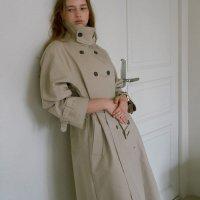 [유라고] Double trench coat