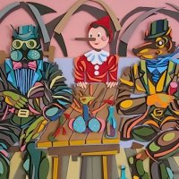 가평 이탈리아 문화마을 - 피노키오와 다빈치 입장권