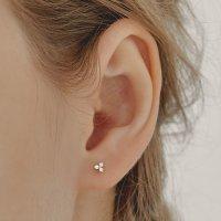 [헤이] flower 2set piercing