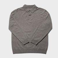 [애쉬아워] Neighbor Collar Knit Dove