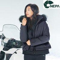 여성 네파 아르테 숏 다운자켓