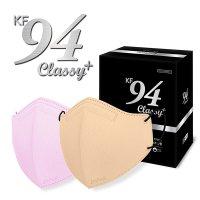 아임리얼 KF94 클래시플러스 컬러마스크 새부리형 중형 40매