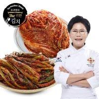 [유귀열] The 귀한 포기김치 8kg + 갓김치 2kg