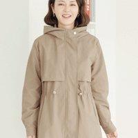 엄마옷마담옷 중년여성의류 날개커버 스트링 코트