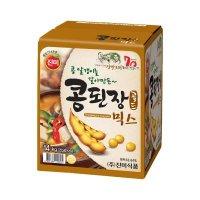 진미식품 콩된장골드 믹스 14kg 업소용 식당
