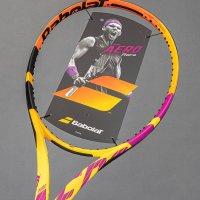 바볼랏 테니스라켓  퓨어 에어로 RAFA 라파 (300g/100 sq.in)