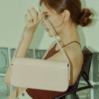 [11월11일부터 배송] baguette(바게트)bag Snow Pink