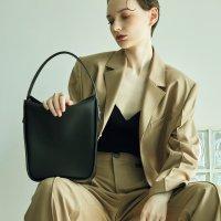 [11월1일부터 배송]flora(플로라)bag Corn Black