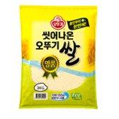 오뚜기 씻어나온 쌀 명품 3kg