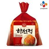 CJ제일제당 하선정 포기김치 3.5kg