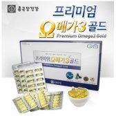 종근당건강 프리미엄 오메가3 골드 1050mg * 180정(6개월분)
