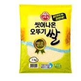 오뚜기 씻어나온 쌀 명품 1kg