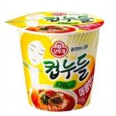 오뚜기 컵누들 매콤 한맛 37.8g
