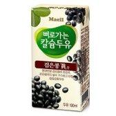 매일유업 매일우유 뼈로가는 칼슘두유 검은콩 진 190ml