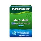 세노비스 남성용 멀티비타민 미네랄 1623mg x 60캡슐