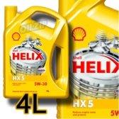 쉘힐릭스 HX5 5W30 1L