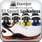 풋조이 FJ SPORT SPIKELESS 53147/53136/53129/53111