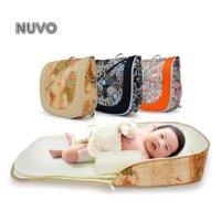 누보 백팩 신생아 기저귀가방 휴대용 아기 침대