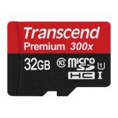 트랜센드 microSDHC Class10 300X UHS-I